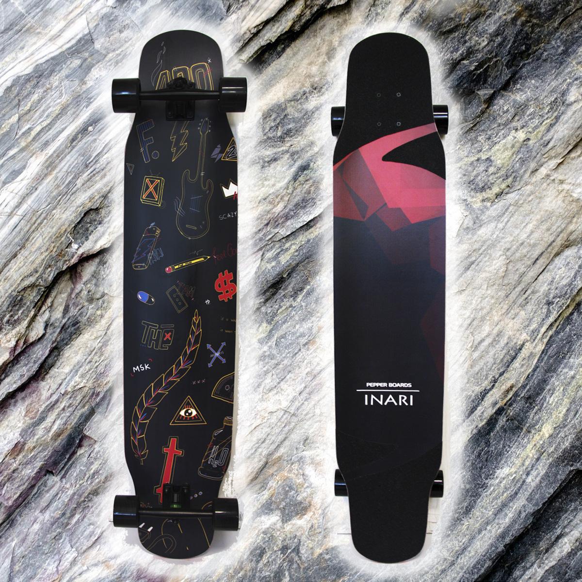 Лонгборд комплект Pepper Boards Inari 48 /122см