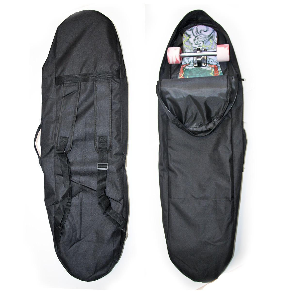 Сумка-Рюкзак для лонгборда 120см Black
