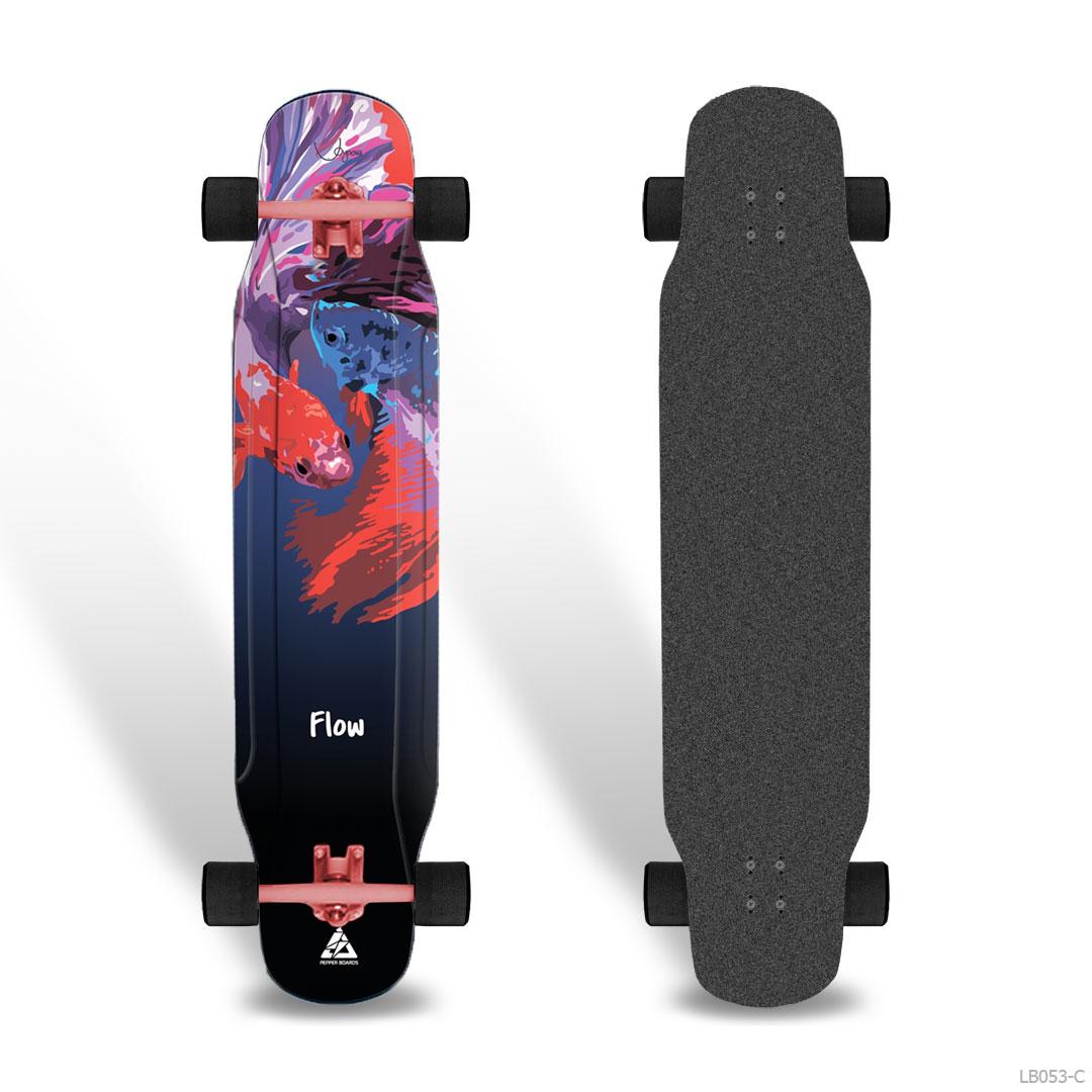 Лонгборд комплект Pepper Boards Flow 42 /106см