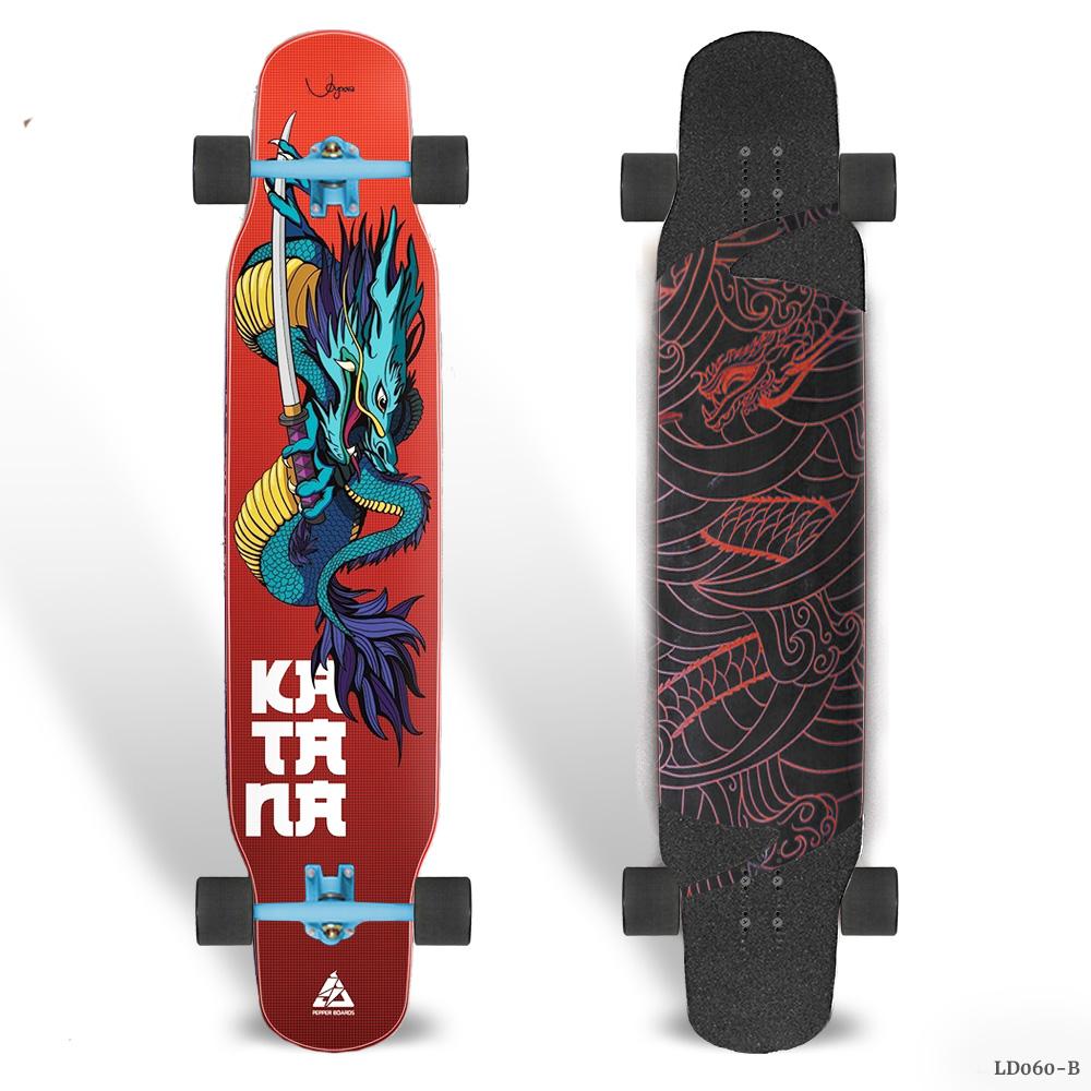 Лонгборд комплект Pepper Boards Katana 46 /117см