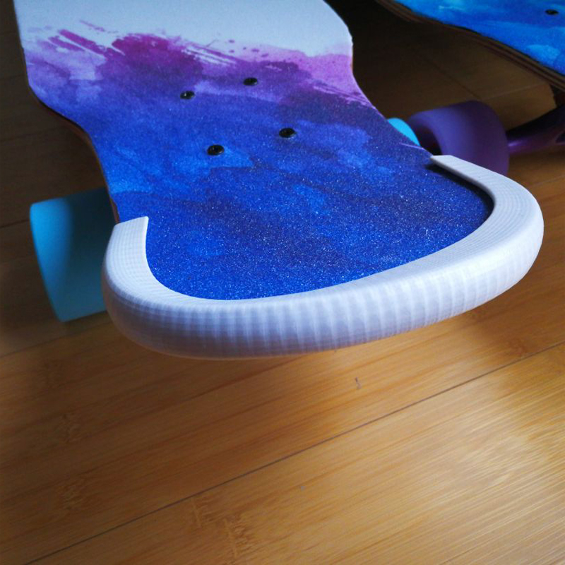 Защита тейлов деки для лонгборда/скейтборда